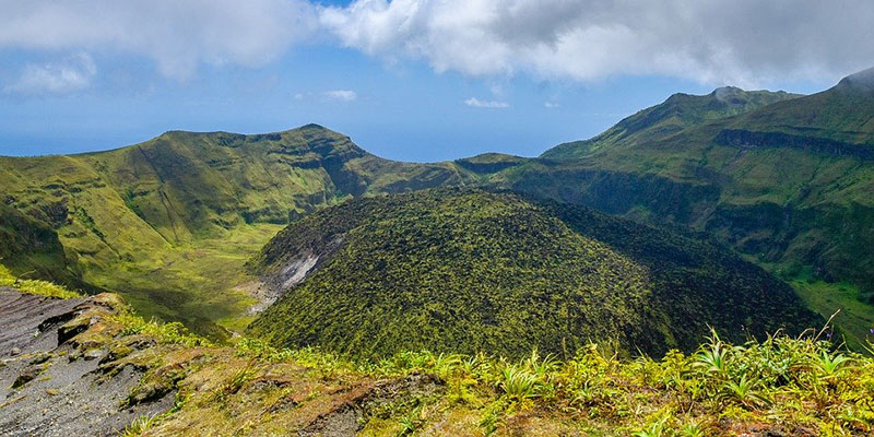 La Soufrière : le volcan à découvrir